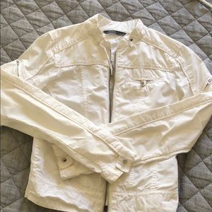 A|X Armani Exchange moto jacket
